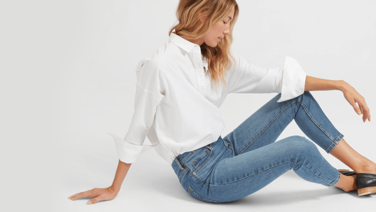 Ethical Brand Everlane Just Released Its First-Ever Denim Collection