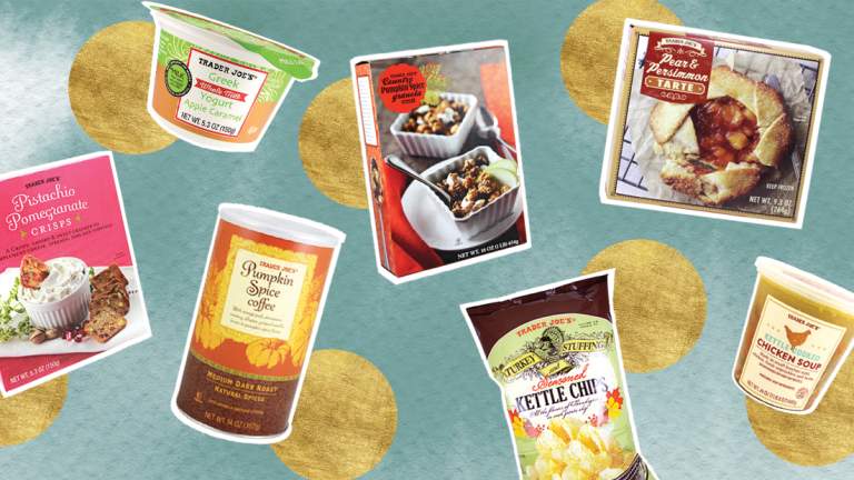The 10 Best Comfort Foods That Are Only Available at Trader Joe's in the Fall