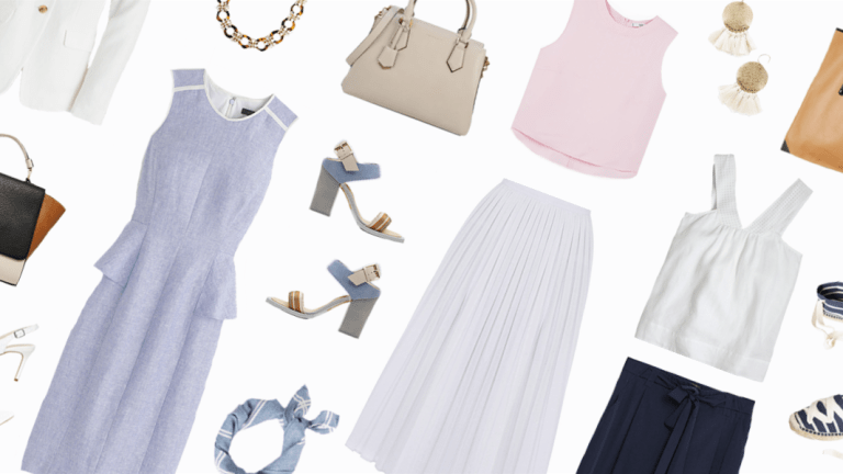 How to Keep Your Style Professional and Feminine in the Summer Heat