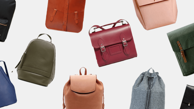 The Best Grown-Up Backpacks to Satisfy Your Back-to-School Nostalgia