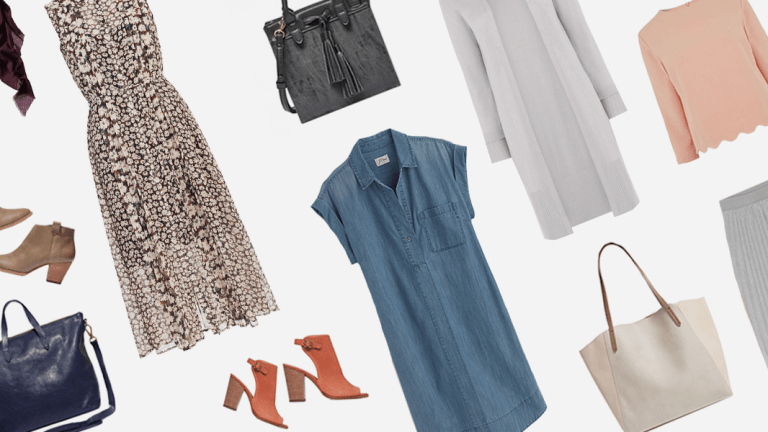 These 5 Wardrobe Staples Will Save Your Style During This Tricky Weather