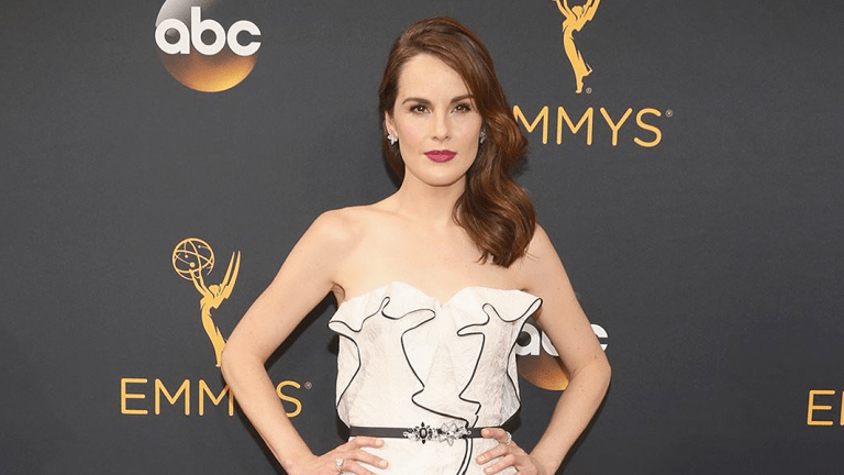 Michelle Dockery and Others Brought Modern Elegance to the Emmys Last Night