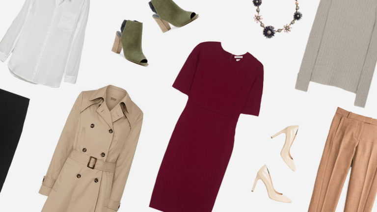 Comfy, No-Effort Office Wear Tips That Will Get You Through the Workweek