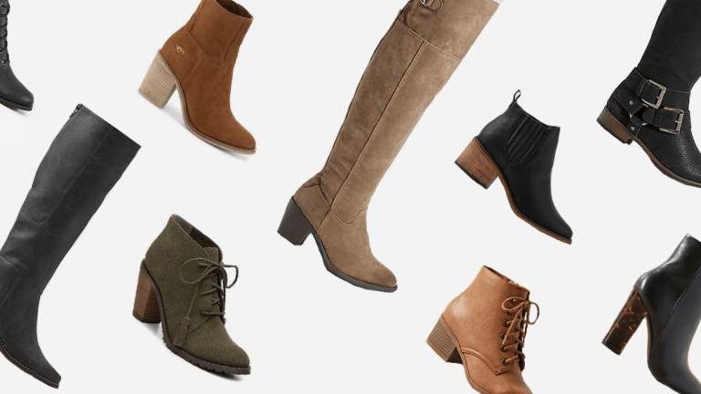 Our Favorite Fall Boots for Under $80