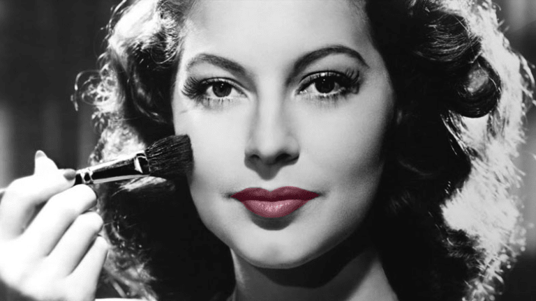 Lessons from Classic Beauty Icons: How to Master Ava Gardner's Timeless Red Lip