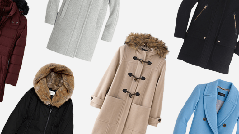 Beautiful Winter Coats You Need to Buy Before the Cold Really Sets In