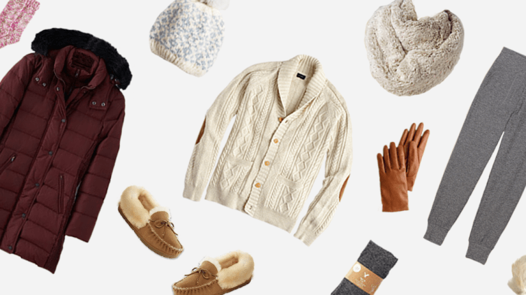 These Cozy Cold-Weather Essentials Will Make You Excited for Winter
