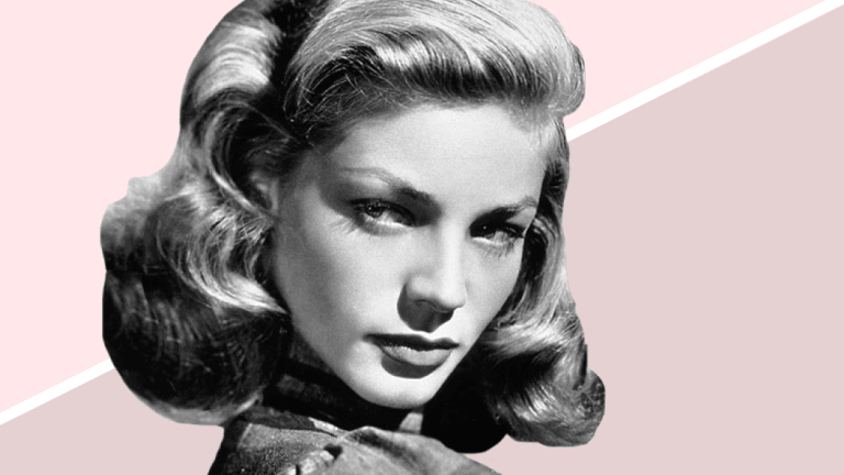 Lessons from Classic Beauty Icons: How to Get Lauren Bacall's Elegant Waves
