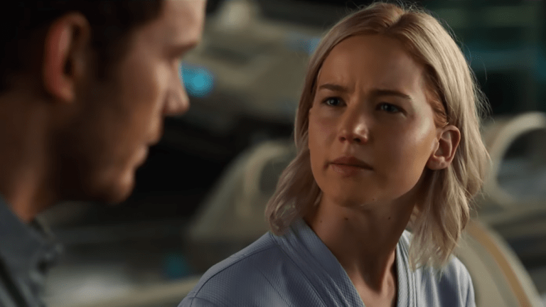 Jennifer Lawrence's Comments About Her 'Passengers' Sex Scene Are Sad and Revealing