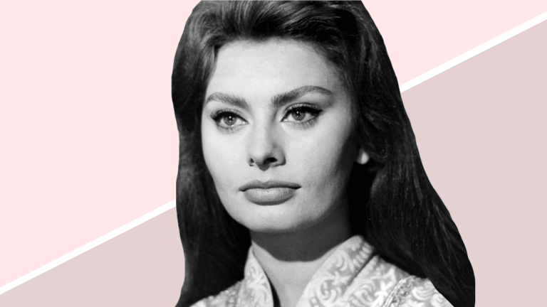 Lessons from Classic Beauty Icons: How to Master Sophia Loren's Perfect Cat Eye