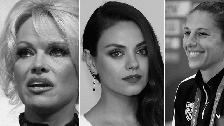The Most Unexpected Voices Who Fought Against the Objectification of Women in 2016