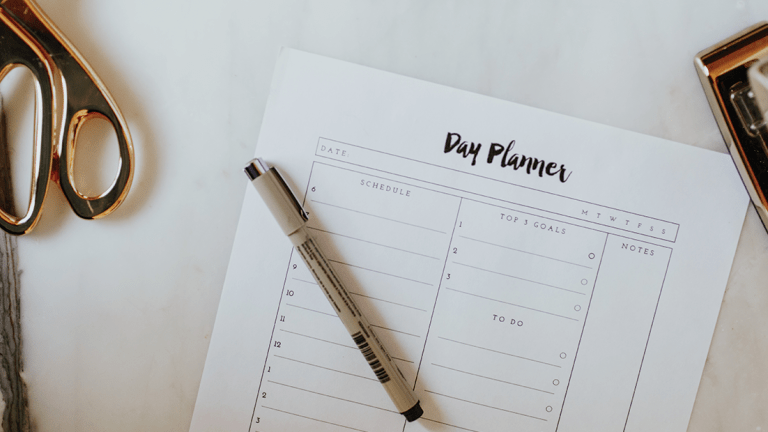 Doing This Will Save Your Sanity When You're So Busy You Literally Can't
