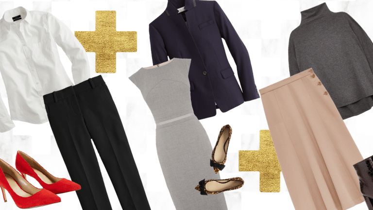 Effortless Office Outfits That Are Already in Your Closet
