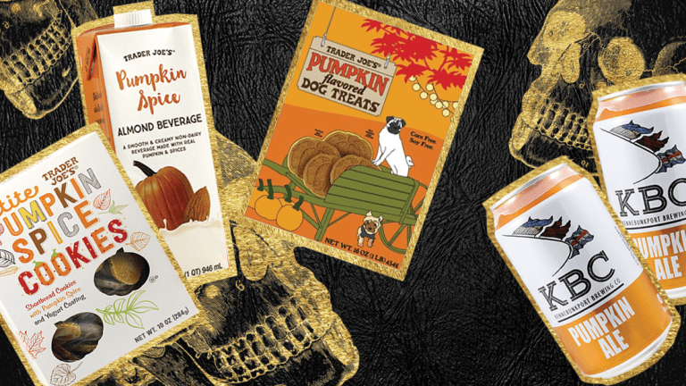 The 21 Best Halloween Treats at Trader Joe's That Are Only Available in Fall
