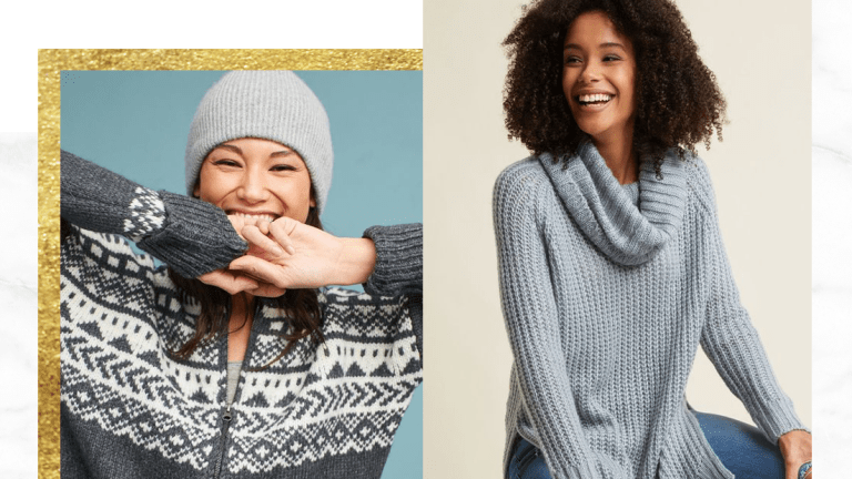20 Sweaters You'll Want To Live In ASAP