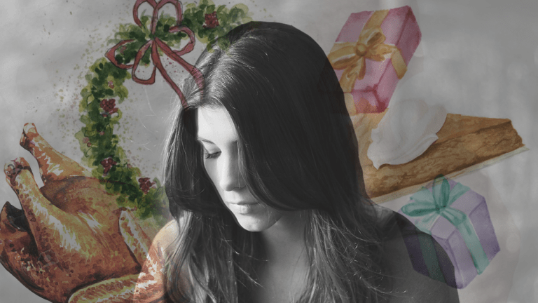 The Holidays Make My Anxiety Disorder So Much Worse—Here's How I Cope