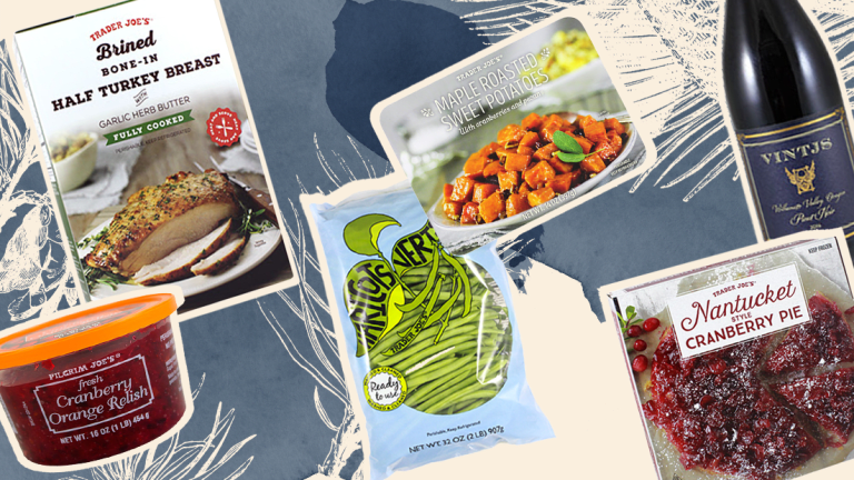 Impress Everyone with This Affordable Thanksgiving Meal Entirely from Trader Joe's
