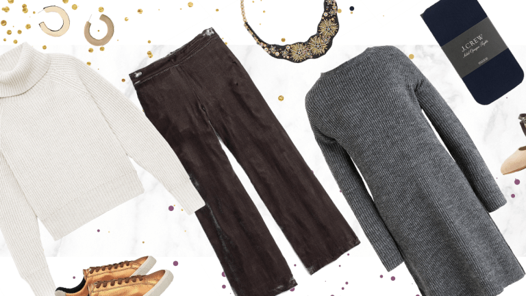 The Classiest (and Stretchiest) Outfits for Thanksgiving Dinner