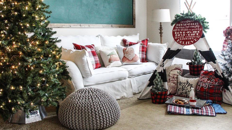 8 Times Interior Instagrammers' Holiday Decor This Year Are #Goals
