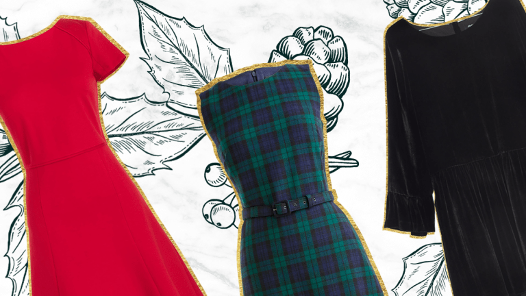 The Only Dress Styles You Need for the Holidays
