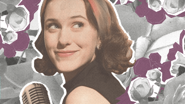 From the 'Gilmore Girls' Creator Comes 'The Marvelous Mrs. Maisel,' a Surprisingly Smart 1950s Dramedy