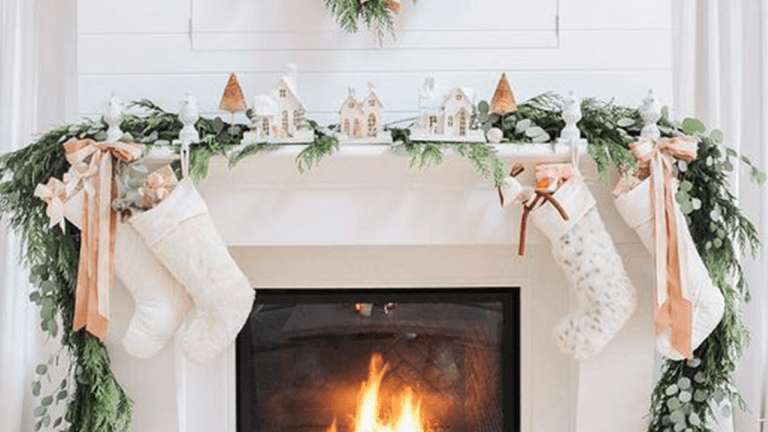 12 Stunning Holiday Fireplaces to Gush Over for Every Home Decor Style