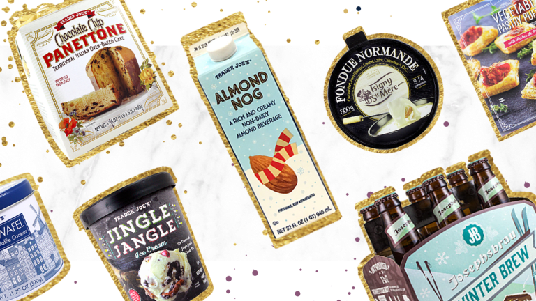 The Best Seasonal Goods at Trader Joe's That Are Only Available Over the Holidays