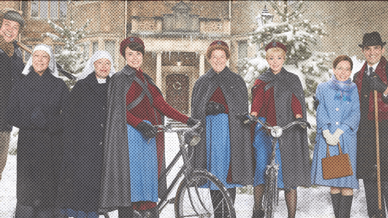 4 Reasons to Be Excited for 'Call the Midwife' This Christmas