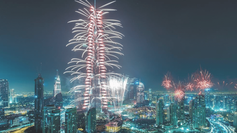 5 Stunning Cities Around the World Where We Wish We Could Ring in the New Year