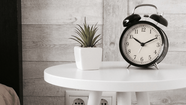 Using an Alarm Clock Has Changed My Life in 2018—Here's Why