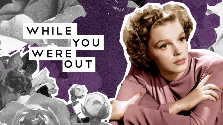 New 'Judy' Trailer Hypes Biopic—and Other Notes from the Week