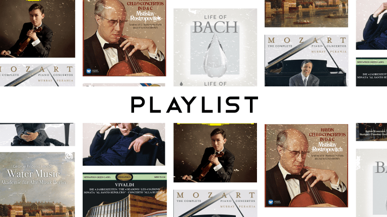 An Hour of Focus: A Classical Playlist
