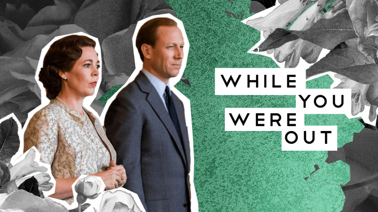The Crown Returns With New Faces, And Other News from the Week