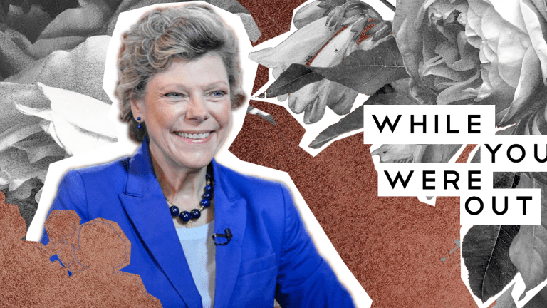 Trailblazing Journalist Cokie Roberts Passes Away—and Other Notes from the Week