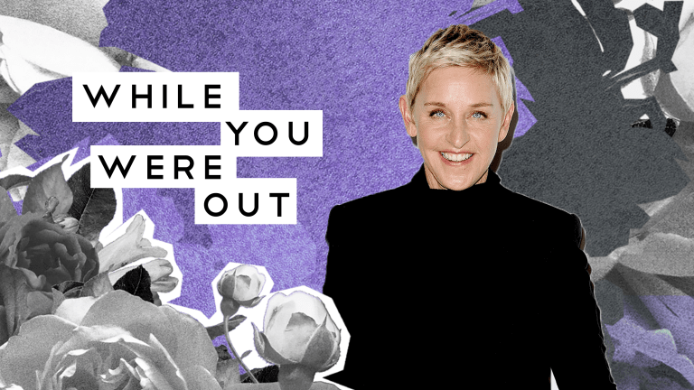 Ellen DeGeneres Faces Backlash for an Unlikely Friendship—and Other Notes from the Week