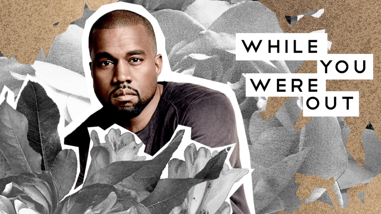 Kanye West Releases a Gospel Album—and Other Notes from the Week