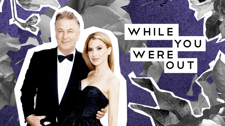 Hilaria Baldwin Reveals She Experienced a Miscarriage—and Other Notes from the Week