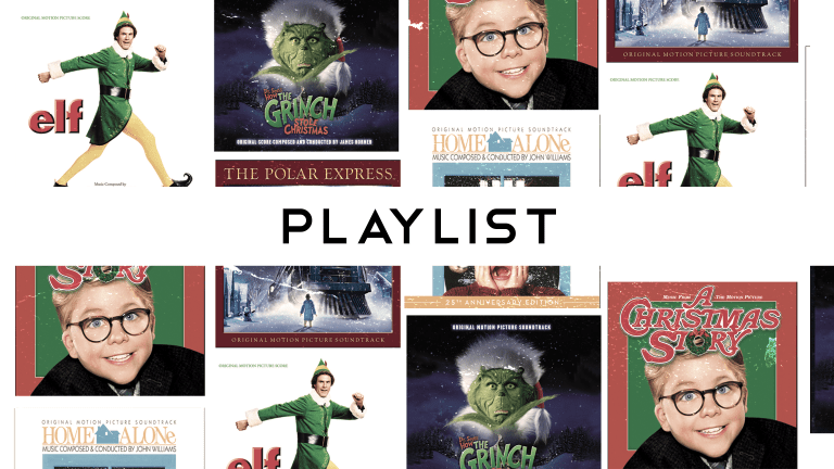 A Christmas Soundtrack for Your Workday