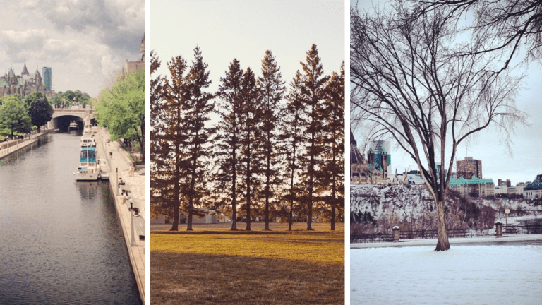 Travel with a Local: Ottawa, Ontario (Canada)