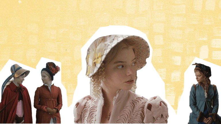 Drawing Fashion Inspiration from the Costumes in Autumn de Wilde's 'Emma'