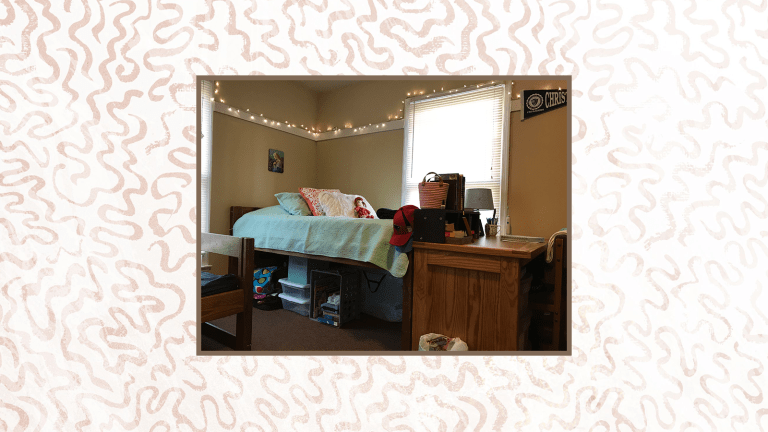 At Home with Her: A Cozy College Retreat