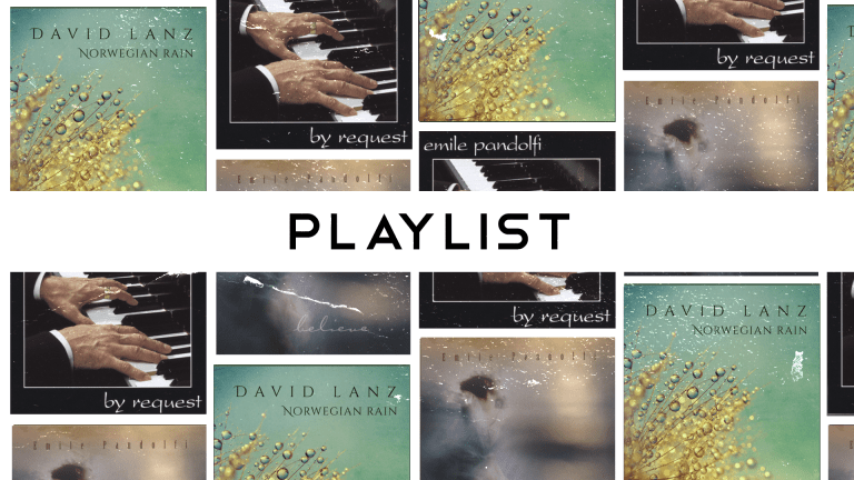 Playlist: Imaginative Piano