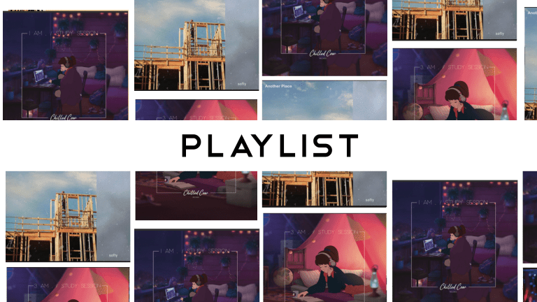 Playlist: Lo-Fi for Focus
