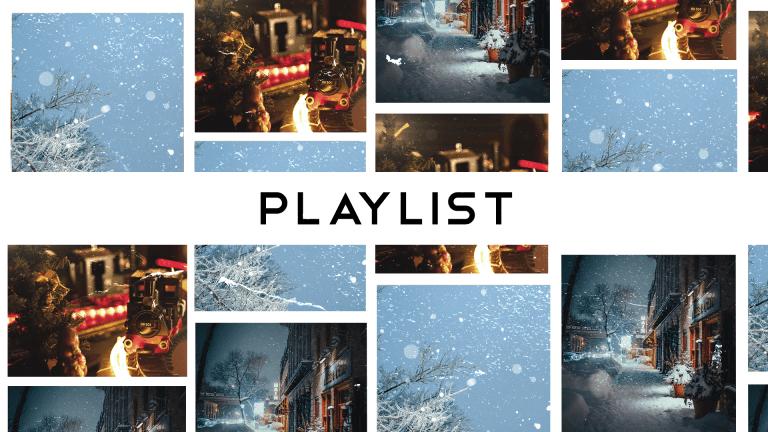 Playlist: White (Christmas) Noise