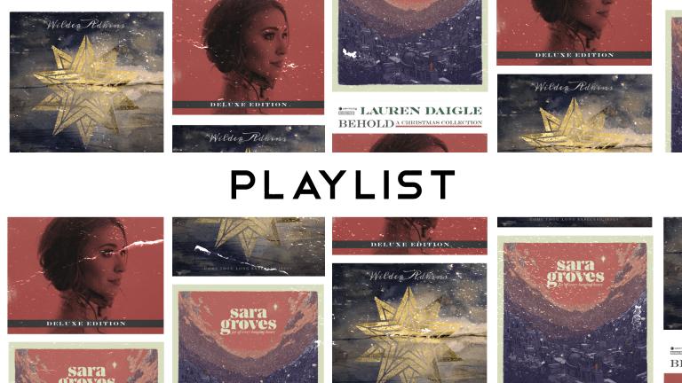Playlist: Merry Little Christmas