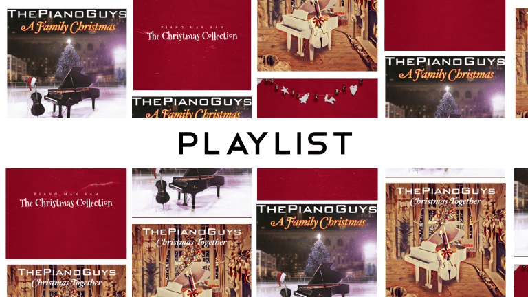 Playlist: O Come Ye Piano Instrumentals