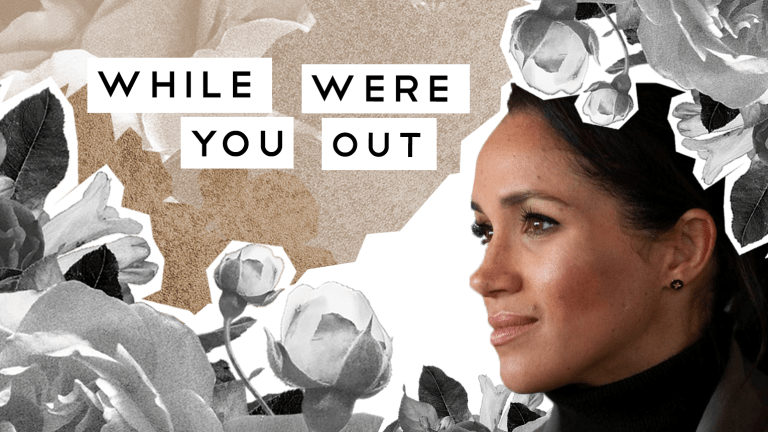 Duchess Meghan Opens Up About Miscarriage, And Other Notes from the Week