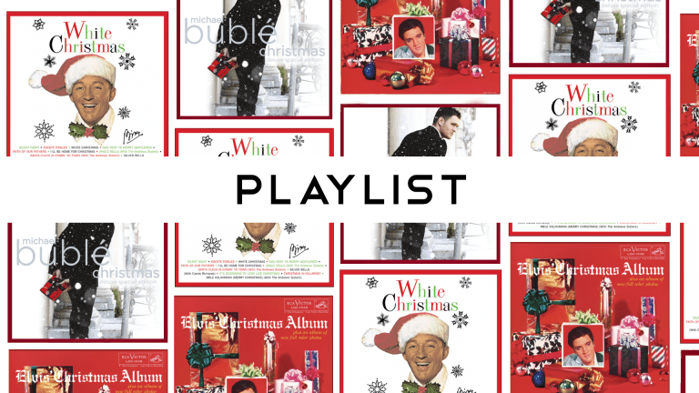 Playlist: I'll Be Home for Christmas