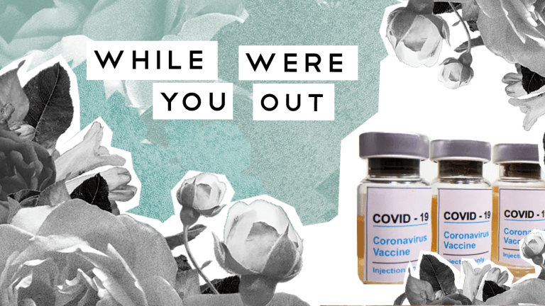 COVID-19 Vaccines Roll Out in the U.S., and Other News from the Week