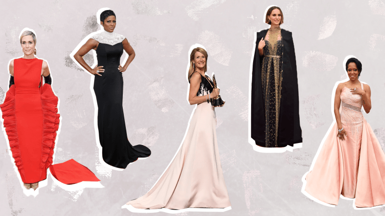Bringing the Oscars Styles Home to Your Closet